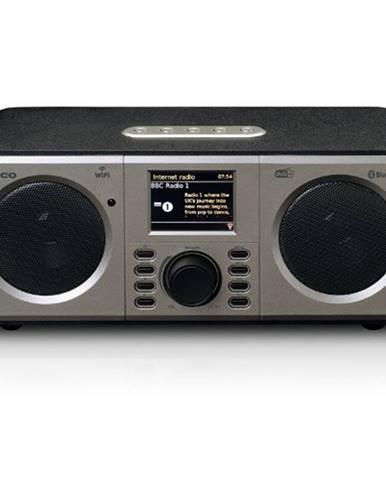 Internetové rádio Lenco DIR-140, čierne