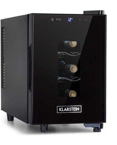 Klarstein Bellevin 6 Uno, vinotéka, 17 litrov, 11 – 18 °C, jedna zóna